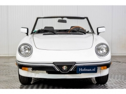 Alfa Romeo Spider Graduate Injection thumbnail 3