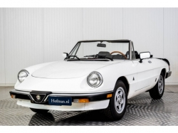 Alfa Romeo Spider Graduate Injection thumbnail 59