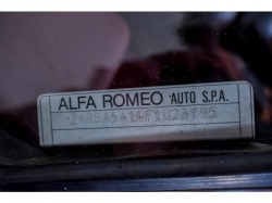 Alfa Romeo Spider Graduate Injection thumbnail 73