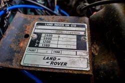 Land Rover Defender 90 2.5 TDi Automaat thumbnail 15