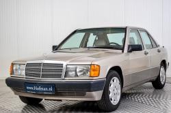 Mercedes-Benz 190 2.5 D Turbo Diesel thumbnail 13