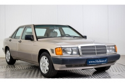Mercedes-Benz 190 2.5 D Turbo Diesel thumbnail 8