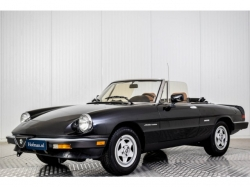 Alfa Romeo Spider Veloce 2.0 Injection thumbnail 1