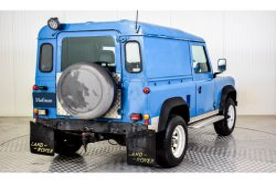 Land Rover Defender 90 2.5 TDI thumbnail 10