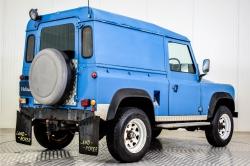 Land Rover Defender 90 2.5 TDI thumbnail 2