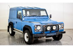 Land Rover Defender 90 2.5 TDI thumbnail 8