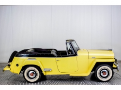 Willys Jeepster  thumbnail 12