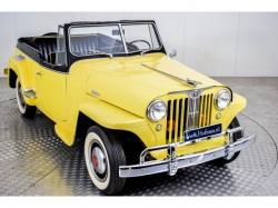 Willys Jeepster  thumbnail 38