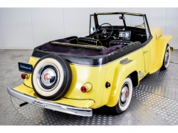 Willys Jeepster  thumbnail 44