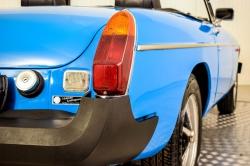 MG B MGB Roadster - Overdrive RHD thumbnail 34