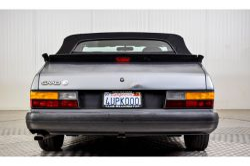Saab 900 Turbo Cabriolet thumbnail 9