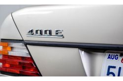 Mercedes-Benz 200-serie 400 E V8 thumbnail 31