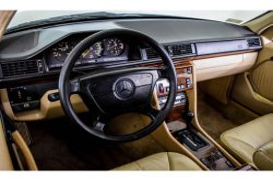Mercedes-Benz 200-serie 400 E V8 thumbnail 50