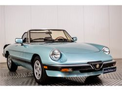 Alfa Romeo Spider Veloce 2.0 Injection thumbnail 12