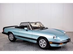 Alfa Romeo Spider Veloce 2.0 Injection thumbnail 18
