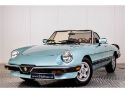 Alfa Romeo Spider Veloce 2.0 Injection thumbnail 24