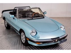 Alfa Romeo Spider Veloce 2.0 Injection thumbnail 28
