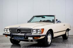 Mercedes-Benz SL-Klasse 350 SL roadster thumbnail 14