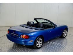 Mazda MX-5 1.8i 10th Anniversary 92000 km thumbnail 11