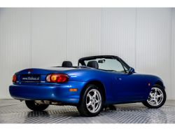Mazda MX-5 1.8i 10th Anniversary 92000 km thumbnail 19