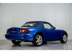 Mazda MX-5 1.8i 10th Anniversary 92000 km thumbnail 30