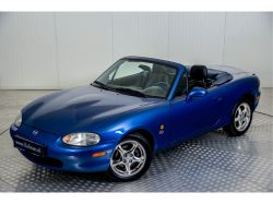 Mazda MX-5 1.8i 10th Anniversary 92000 km thumbnail 32
