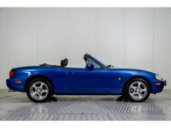 Mazda MX-5 1.8i 10th Anniversary 92000 km thumbnail 34