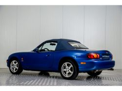 Mazda MX-5 1.8i 10th Anniversary 92000 km thumbnail 5