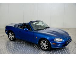 Mazda MX-5 1.8i 10th Anniversary 92000 km thumbnail 50