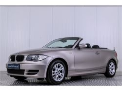 BMW 1 Serie Cabrio 120i Executive thumbnail 1