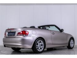 BMW 1 Serie Cabrio 120i Executive thumbnail 2