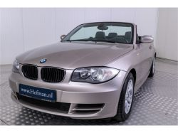 BMW 1 Serie Cabrio 120i Executive thumbnail 34