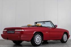 Alfa Romeo Spider 2.0i Serie 4 thumbnail 2