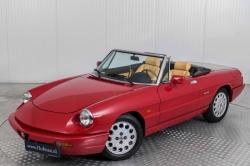Alfa Romeo Spider 2.0i Serie 4 thumbnail 43
