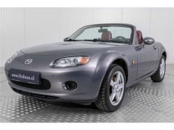 Mazda MX-5 1.8 Exclusive thumbnail 32