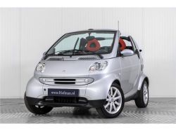 Smart Fortwo cabrio 0.7 passion thumbnail 45