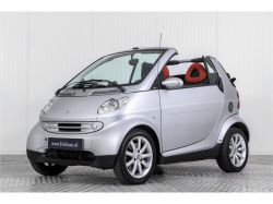 Smart Fortwo cabrio 0.7 passion thumbnail 8