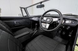 MG B MGB overdrive 1.8 Roadster thumbnail 11