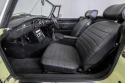 MG B MGB overdrive 1.8 Roadster thumbnail 29