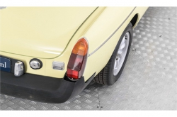 MG B MGB overdrive 1.8 Roadster thumbnail 31