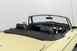 MG B MGB overdrive 1.8 Roadster thumbnail 43