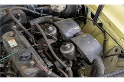 MG B MGB overdrive 1.8 Roadster thumbnail 44