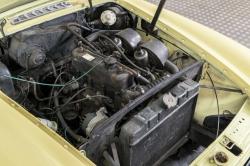 MG B MGB overdrive 1.8 Roadster thumbnail 45