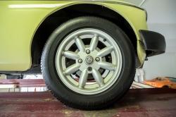 MG B MGB overdrive 1.8 Roadster thumbnail 79
