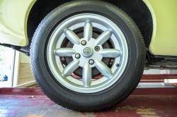 MG B MGB overdrive 1.8 Roadster thumbnail 80