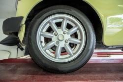 MG B MGB overdrive 1.8 Roadster thumbnail 82
