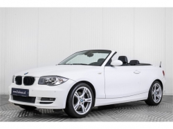 BMW 1 Serie Cabrio 120i Automaat thumbnail 1