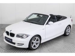 BMW 1 Serie Cabrio 120i Automaat thumbnail 12
