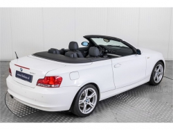 BMW 1 Serie Cabrio 120i Automaat thumbnail 13