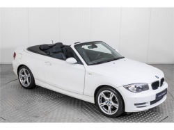 BMW 1 Serie Cabrio 120i Automaat thumbnail 16